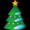 New Year Tree icon