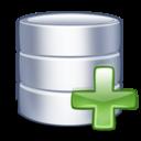 database,add,plus icon