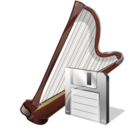 save, instrument, arpa icon