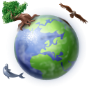 earth, globe, browser, international, world, planet, internet, global icon
