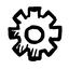 software, options, settings, gear, hand drawn, gears, tools, hand-drawn, preferences, hardware, setting icon