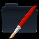 Bitmaps Folder Badged icon