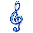treble,clef icon