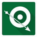 green, arrow, green arrow icon