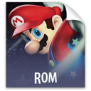 rom, file, z icon