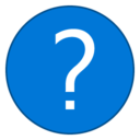 Windows10 Question icon