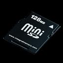 Mb, Minisd icon