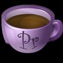 coffee, premiere icon