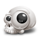 Shocked, Skull icon