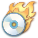 Application, Burn icon
