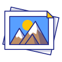 landskape, picture, mountains, gallery, photo, nature icon