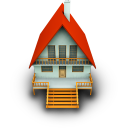 house, home, building icon