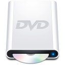dvdrom, hd icon