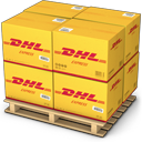 warehouse, shipment, shipping, products, palet, goods icon