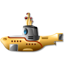 yellow submarine icon