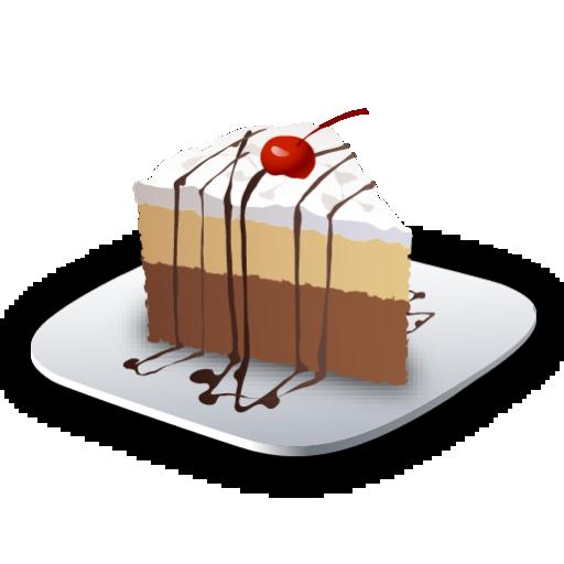 deserts, recipe icon