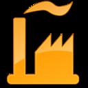 factory,yellow icon