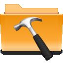 kde, folder, develop, development icon