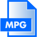 mpg,file,extension icon