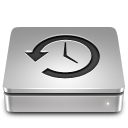 time, machine, aluport, history icon