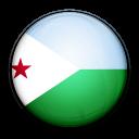 djibouti, flag, country icon