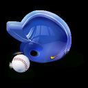 sport, baseball, helmet icon