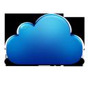 Plain Blue icon