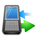 Phone, Syncronize, Transfer icon