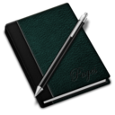 green,page icon