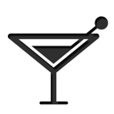 Alcohol, Drink icon