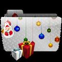 Folder Xmas Gifts icon
