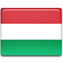 flag, hungary, country icon
