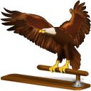 old, bird, animal, eagle, thunderbird icon