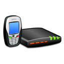 Connection, Modem icon