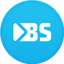 Bs, Circle, Flat, Player icon