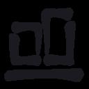align,vertically,bottom icon