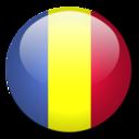 Chad Flag icon