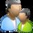 profile, human, user, people, account icon