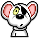 Danger Mouse In A Pickle icon