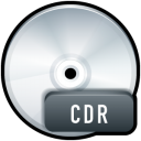 document, file, cdr, paper icon