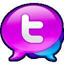 logo, large, twitter icon