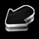 Arrow Black icon