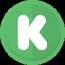 crowdfunding, kickstarter, campaigns, kickstarter logo icon