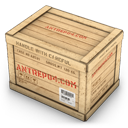 box, wooden, container, products, goods, shipment, warehouse, palet, shipping icon