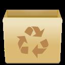 Bin, Recycle, Trash icon