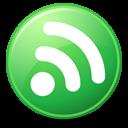 Feeds, Green icon