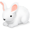 easter, easter eggs, bunny, rabbit icon