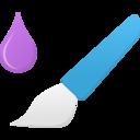 mixer brush tool icon