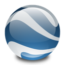 google, earth icon