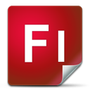 Adobe, Flash, icon